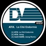 ATIX - La Cite Endormie (Front Cover)