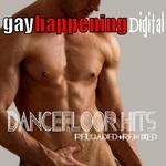 VARIOUS - Gay Happening Dancefloor Hits Reloaded (Front Cover)
