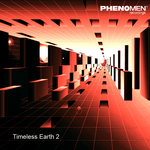 PHENO MEN - Timeless Earth 2 (Front Cover)