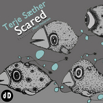 SAETHER, Terje feat MALIN PETTERSEN - Scared (Front Cover)