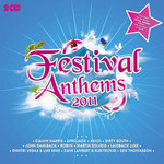 VARIOUS - Festival Anthems 2011 (Front Cover)