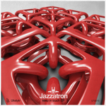 JAZZATRON - Keep In Touch EP (Front Cover)