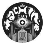1000NAMES - Machine City EP (Front Cover)