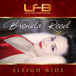 LFB feat BRENDA REED - Sleigh Ride (Front Cover)