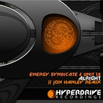 ENERGY SYNDICATE/UNIT 13 - Alright (Jon Hanley remix) (Front Cover)