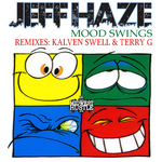 HAZE, Jeff - Mood Swings (Front Cover)