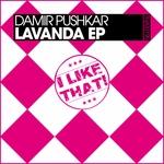 PUSHKAR, Damir - Lavanda EP (Front Cover)