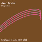AREA SOCIAL - Disquochoc Re-Edit (Front Cover)