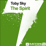 TOBY SKY - The Spirit (Front Cover)