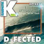 D-FECTED - Endless Love (Rework) (Front Cover)
