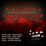 LJUSA, Almir & MICHA - Funky Access EP (Front Cover)