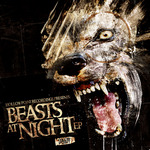 SPL/MESSINIAN/TRIAGE /BAREMARK INSTINCT - Beasts At Night EP (Front Cover)
