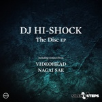 DJ HI SHOCK - The Disc EP (Front Cover)