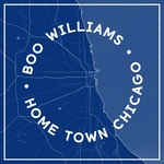 WILLIAMS, Boo - Home Town Chicago (Front Cover)