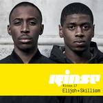 VARIOUS - Rinse:17 Elijah & Skilliam (Front Cover)