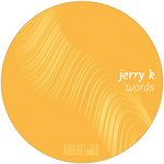JERRY K - Words (Front Cover)