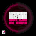BROKENDRUM - Don't Fall In Love (Front Cover)