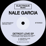 GARCIA, Nale - Detroit Love EP (Front Cover)