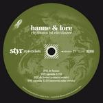 HANNE & LORE - Rhythmus Ist Ein Taenzer (Front Cover)