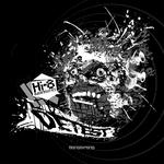 DETEST - Hi-8 Adventures (Front Cover)