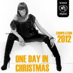 VARIOUS - One Day In Christmas 2012 (Front Cover)