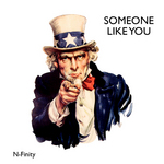 N FINITY - Someone Like You (Front Cover)