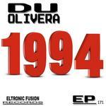 DU OLIVERA - 1994 EP (Front Cover)