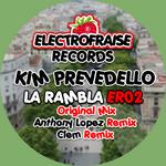PREVEDELLO, Kim - La Rambla EP (Front Cover)