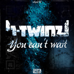 B-TWINZ - You Can't Wait (Back Cover)