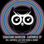 DAVIDSON, Sebastian - Earthrise EP (Front Cover)