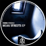 HONGANJI, Homma - Mean Streets EP (Front Cover)