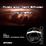 FLUIDIS pres SPIRIT DIFFUSION - The Storm (Front Cover)