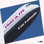 KASTANIS, Pete - Flight SK 778 (Front Cover)