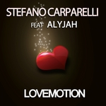 CARPARELLI, Stefano feat ALYJAH - Lovemotion (Front Cover)