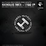 DECA, Nicholas - Lego EP (Front Cover)