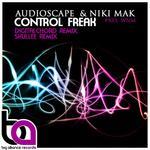 AUDIOSCAPE/NIKI MAK presents WNM - Control Freak (Front Cover)