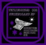 JMIX/ANALOGIK VOICE/ADRIAN OBLANCA/SERGIO PARDO - Technoland EP (Front Cover)