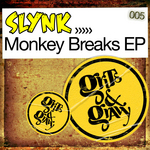 SLYNK - Monkey Breaks EP (Front Cover)