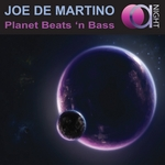 DE MARTINO, Joe - Planet Beats 'n Bass (Front Cover)