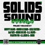 VARIOUS - Solids Sound Groove Vol 1 (Front Cover)
