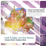 LANK/ZAJAC - Juice Box (remixes) (Front Cover)