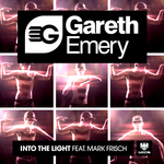 EMERY, Gareth - Into The Light (Front Cover)