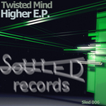 TWISTED MIND - Higher (Front Cover)