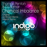 PENTON, Thomas & DJ SAMER - Chemical Imbalance (Front Cover)