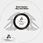BACKER, Brich - Sky & Water (Front Cover)