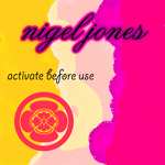 JONES, Nigel - Activate Before Use (Front Cover)