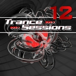 VARIOUS - Trance Sessions Vol 12 (The Best In Trance & Dance) (Front Cover)