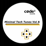 VARIOUS - Minimal Tech Tune Vol 8 (Front Cover)