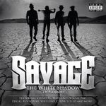WHITE SHADOW, The - Savage (Front Cover)