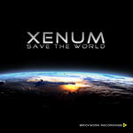 XENUM - Save The World (Front Cover)